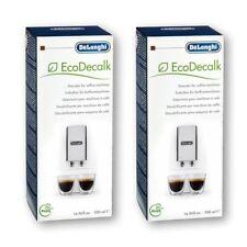DeLonghi Entkalker EcoDecalk DLSC500 für Kaffeevollautomaten 2 x 500ml