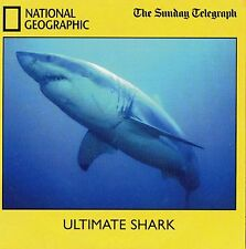NATIONAL GEOGRAPHIC = ULTIMATE SHARK  = PROMO VGC