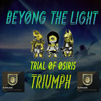 Trials of osiris Triumphs PC PS4 ps5  Recovery Legit play