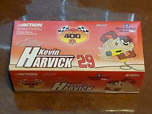 Action Kevin Harvick RSV$20 #29 GM Goodwrench Plus Looney Tunes 2001 Monte Carlo