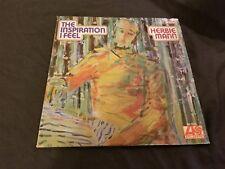 HERBIE MANN The Inspiration I Feel LP 1968 ATLANTIC Jazz 1513