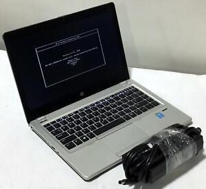 HP ELITEBOOK FOLIO 9480M I7-4600U  2.10 GHZ /16GB RAM/ 250GB SSD / NO OS #61382#
