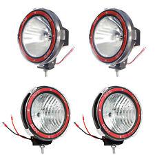 4pcs 7 Inches 4x4 Off Road 6000k 55w Xenon Hid Fog Lamp Light 2xspot 2xflood