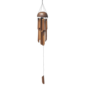 Vie Naturals Bamboo Wind Chimes 30cm