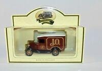 Lledo Promotional Models Rare Van - J.O. Rich Aroma Coffee