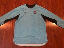 2000-01 Nike Men's Paris Saint Germain GK Long Sleeve Soccer Jersey XL PSG