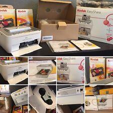 Kodak EASYSHARE Dock G600 Digital Photo Thermal Printer W/Accessories(No Camera)