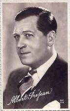 ALBERT PREJEAN - ACTEUR FRANCAIS - CARTE POSTALE NEUVE.