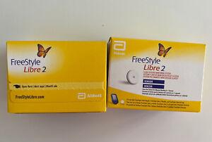 4 Sensor Glucosa FreeStyle libre 2 Original Nuevo.