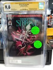 DOCTOR STRANGE #381 1ST APPEARANCE OF BATS THE GHOST DOG CGC 9.6 SS DONNY CATES