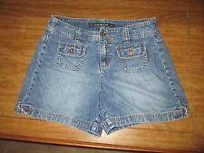 Women's DKNY Denim Shorts Size 10