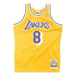Mitchell & Ness Authentic Jersey Los Angeles Lakers 1996-97 Kobe Bryant *NEW*
