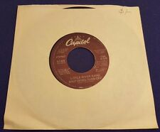 LITTLE RIVER BAND Lonesome Loser/Shut Down Turn Off 45 Record Capitol 4748