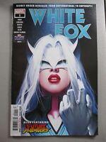 White Fox #1 (2019) Marvel NM