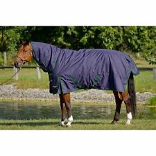 SHIRES BRIDLEWAY WHISTLER COMBO TURN-OUT HORSE BLANKET SIZE 75""