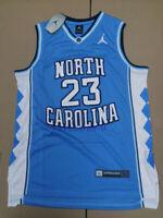 North Carolina Legend Jordan #23 UNC Basketball Jersey Sports Top SIZE XXL