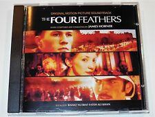 James Horner THE FOUR FEATHERS Rahat Nusrat Fateh Ali Khan Soundtrack CD NM