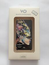 White Diamonds Protective iPhone 4/4S Case With Swarovski Elements