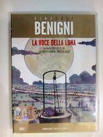 La voce della luna - Benigni (1989) DVD ORIGINALE Corriere della Sera DVD