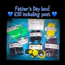 **NEW** Effys Wax Melts Father's Day Box (Aftershave scents)