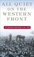 All Quiet on the Western Front by Erich Maria Remarque FREE USA SHIPPING is