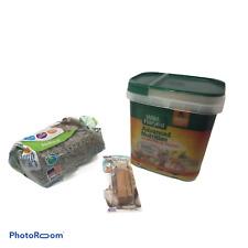 💛 Wild Harvest Advanced Nutrition Diet Hamsters Food 4.5-Pound, Bedding & Chews