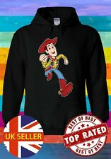 Disney Toy Story 4 Character Woody Hoodie Novelty Pullover Men Women Unisex V9