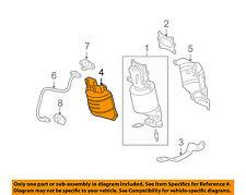 HONDA OEM Manifold-Exhaust-Manifold Cover 18121R70A00