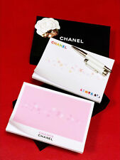 Chanel Memo Pad notes 14*10cm x 1 set of 2 pcs VIP Gift