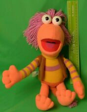 Fraggle Rock Muppets Gobo 10'' Plush Stuffed Toy Licensed Usa