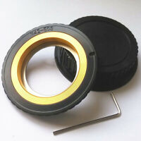 Adapter Ring Adjustable M42 Lens Adapter CAP Metal Replace Accessory Practical