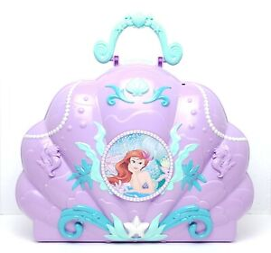 Disney Princess The Little Mermaid Princess Ariel Tabletop Music & Light Vanity