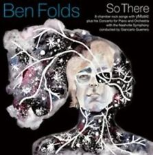 Ben Folds - So There [New CD] BRAND NEW FACTORY SEALED COMPACT DISC