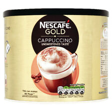Nescafe GOLD Cappuccino 1KG Tin (can make 80 mugs) [Free Postage]
