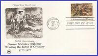 USA5 #1722 U/A PCS ARTCRAFT FDC   Herkimer at Oriskany