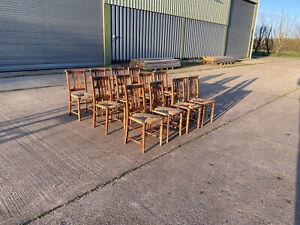 Original Church Chapel Chairs