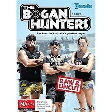 The Bogan Hunters : Series 1 (DVD, 2014, 2-Disc Set)