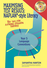 Maximising Test Results NAPLAN style Year 5 Literacy: Language Conventions