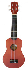 Axiom Hoaloha Soprano Ukulele Top Quality Soprano Uke Aquila Strings 2 Year Wty