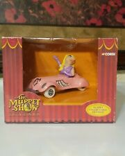 The Muppet Show 25 Years Miss Piggy car Muppets Collectable Figurine by Corgi