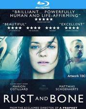Rust and Bone 5055201822062 With Marion Cotillard Blu-ray Region B