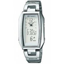 Casio Sheen SHN-6000D-7 Analog Digital Ladies Watch SHN-6000D Original W/ Defect
