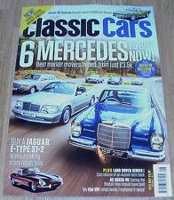 Classic Cars Magazines