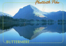Postcard  Cumbria  Buttermere fleetwith Pike unposted Hinde