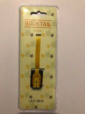 LAZY SMITH Cute Lion Paper Long Tail Bookmark Clip - #A9