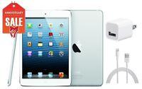 Apple iPad mini 1st Gen 16GB, 3G AT&T (Unlocked), 7.9in - White & Silver  (R-D)