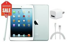 Apple iPad mini 1st Gen 16GB, 3G AT&T (Unlocked), 7.9in - White & Silver  (R-D)