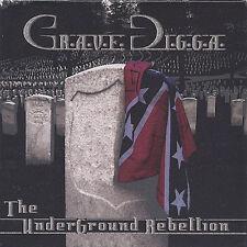 Mann Da G.R.A.V.E.D.I.G.G.A. : The Underground Rebellion CD