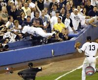 Derek Jeter *LICENSED* 8X10 Photo The Dive July 1, 2004 vs Red Sox