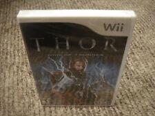 The Thor: God of Thunder  (Wii, 2011)